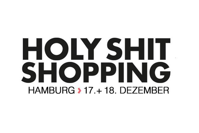 Holy Shit Shopping Hamburg